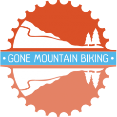 Gone Mountain Biking